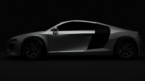 Audi r8 [concours transformers]