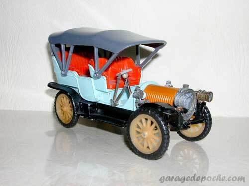 Delaunay Belleville Double-phaéton 1904 RAMI JMK