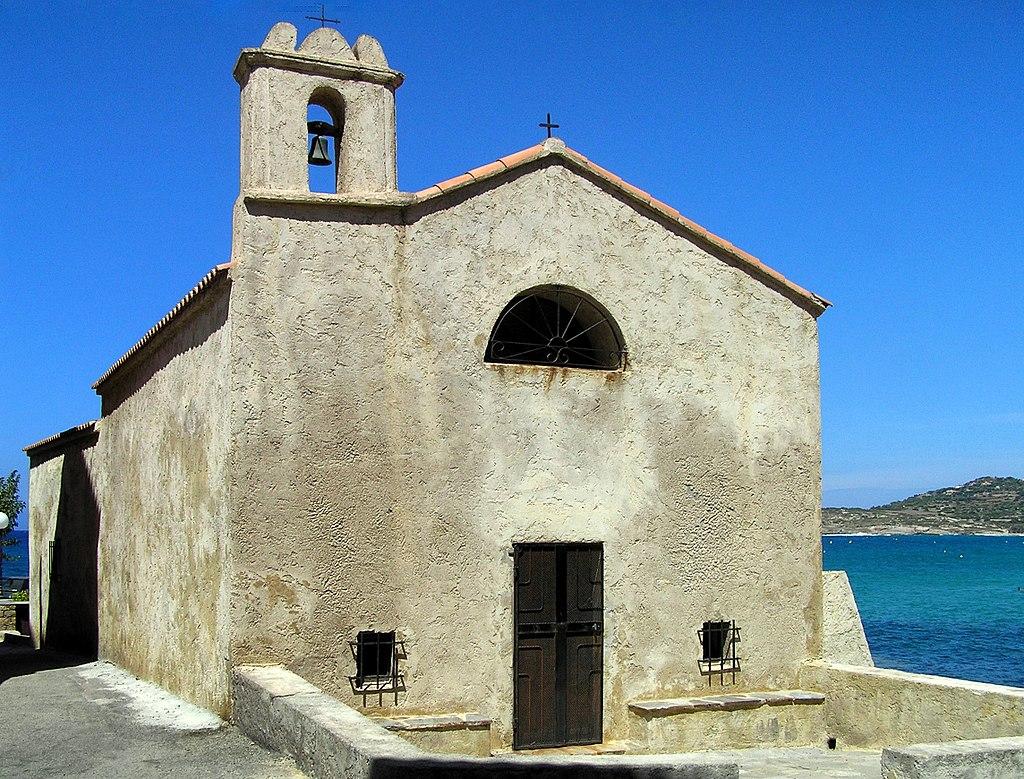 Algajola chapelle Saint-Michel façade principale.jpg