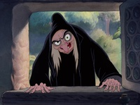 La sorcière.....