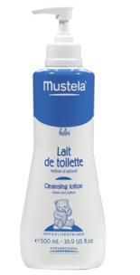 Lait de toilette Mustela