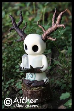 Esprits de la forêt ou Kodama