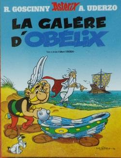 Astérix - Album 30 : La galère d'Obélix