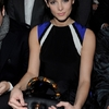 Ashley Greene défilé Gucci Fashion Week Milan Italie