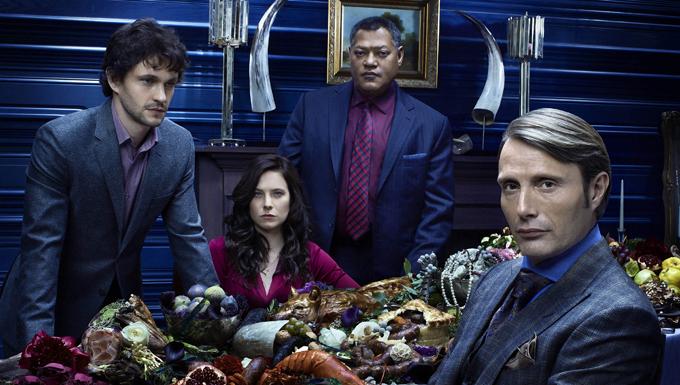 Hannibal, une série délicieuse et raffinée !