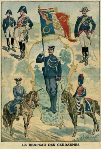 aa gendarmerie