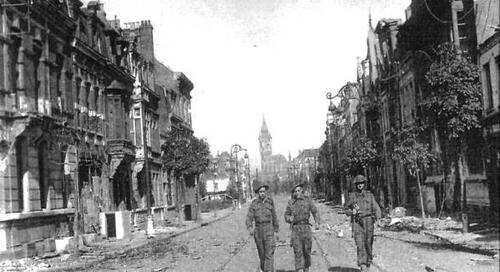 L'opération Undergo permettait la libération de Calais