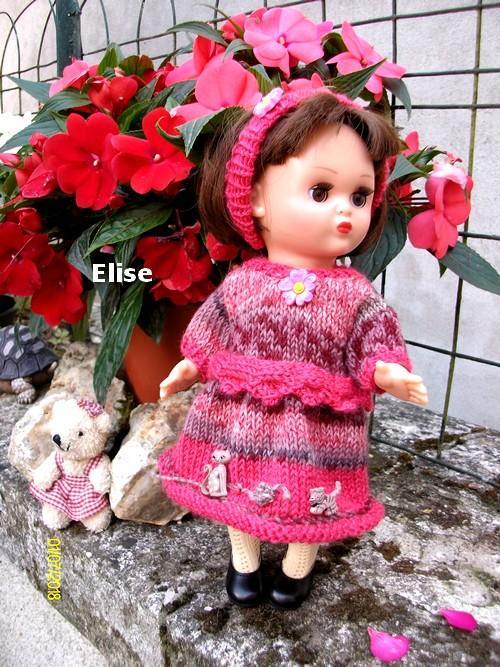 Elise et - toute belle !!!