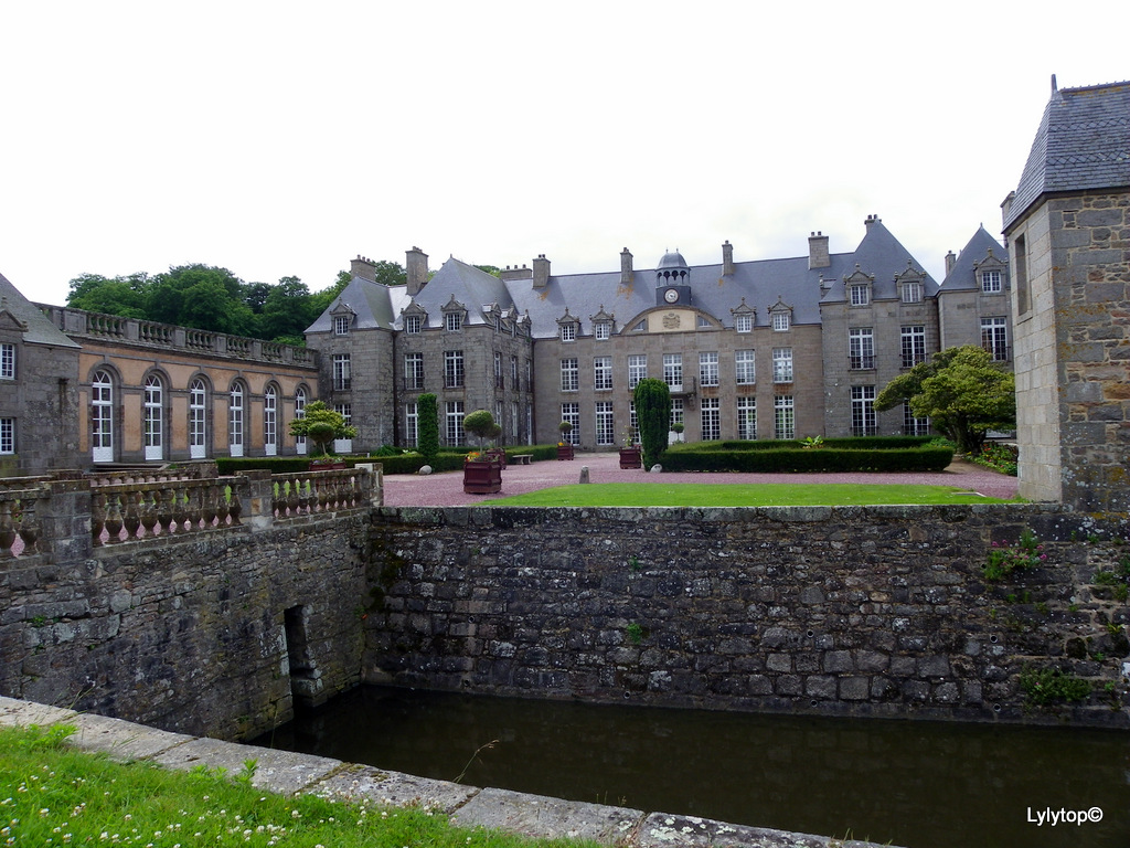 Le château de Flamanville