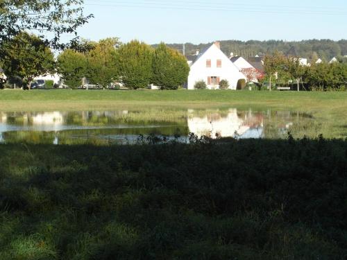 Bassin de rétention