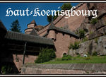 Haut-Koenisbourg : Bas-Rhin (67 )