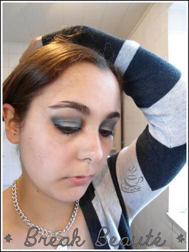 ღ Makeup | Gris & Noir