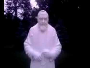 Les apparitions de Padre Pio