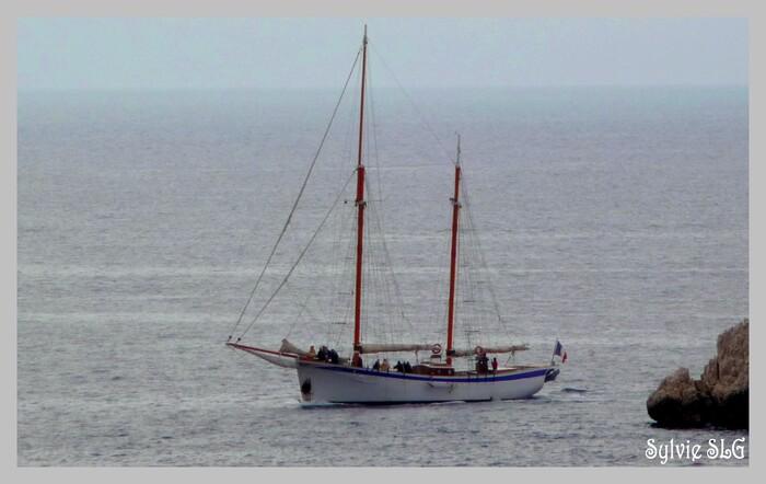 Bateaux ... sur la méditerranée