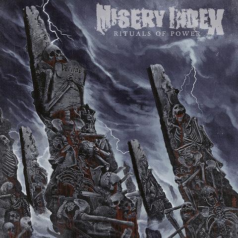 MISERY INDEX dévoile un troisième extrait de l'album Rituals Of Power