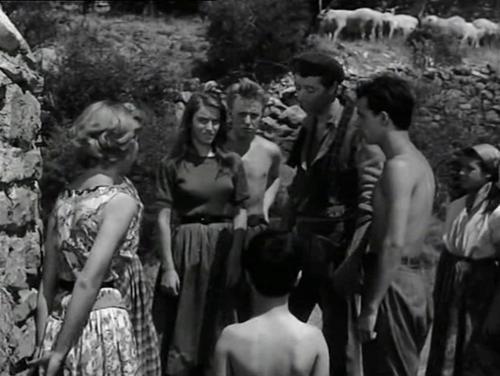 Les fruits sauvages, Hervé Bromberger, 1954