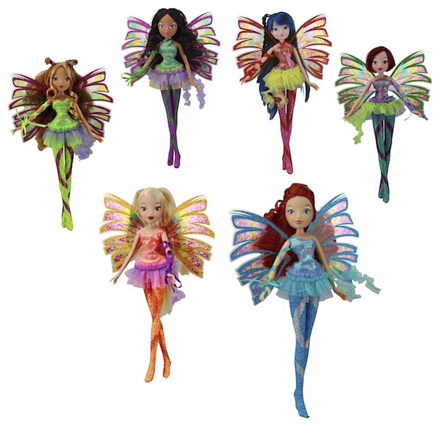 Sirenix-Fairy-Collection