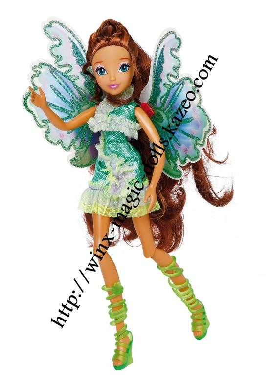 poupée Layla mythix 2