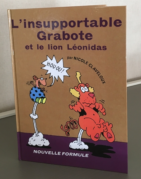 Grabote 1 - L'insupportable