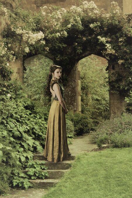 Margaery avec ses vraies couleurs