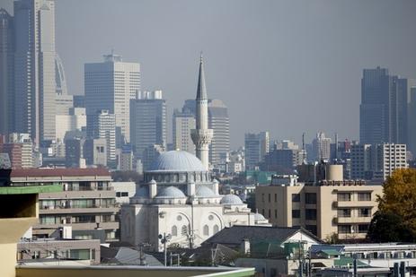 Mosquee Tokyo Camii (Japon)