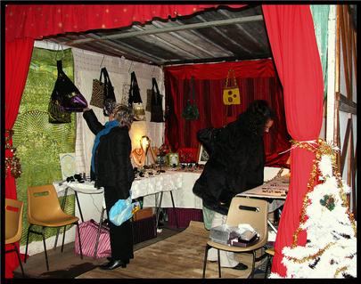 Marché de Noël / Athis-Mons - Décembre 2009