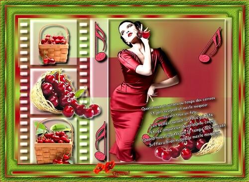 Le temps des cerises!