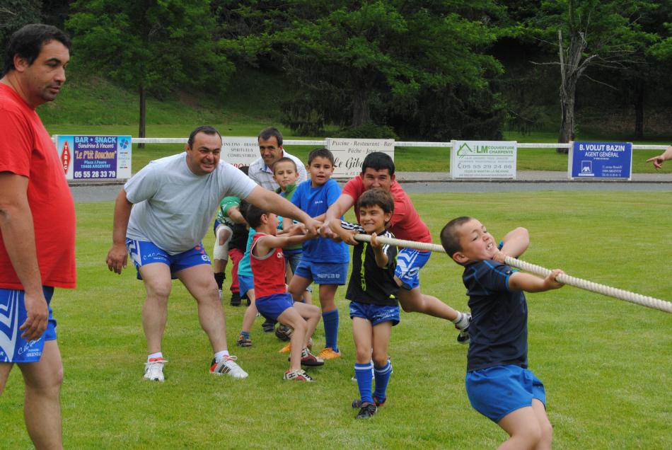 Samedi 9 juin 2012 : La fête du rugby