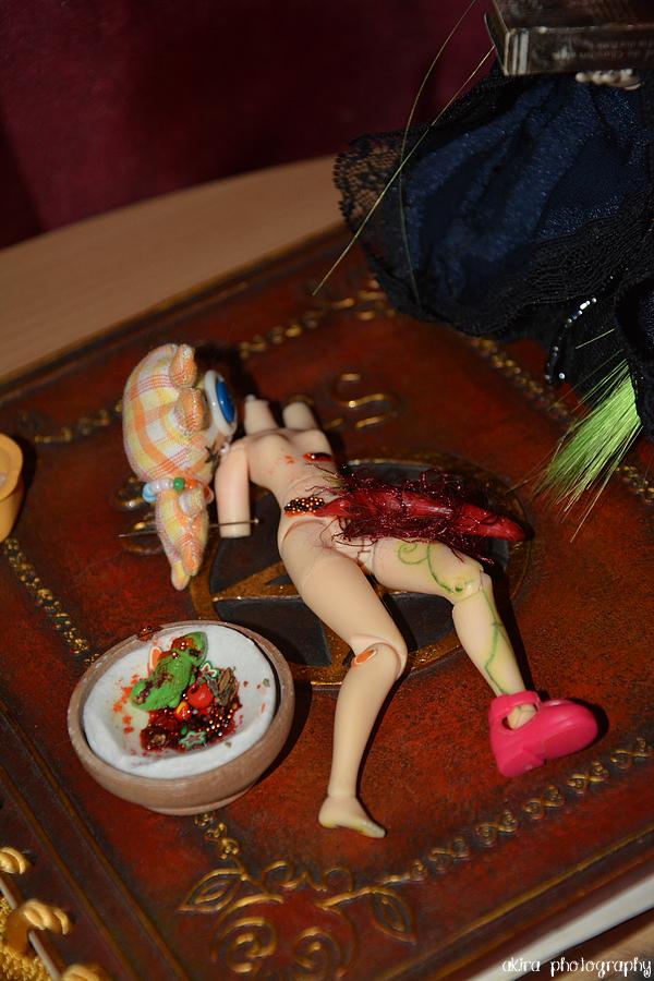 Joyeux Halloween avec Kikuko