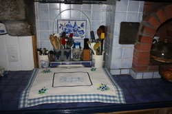 """Plaque de cuisson """"endimanchée"""""""