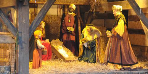 L'enfant Jésus a disparu de la crèche de Noël sur la Grand-Place