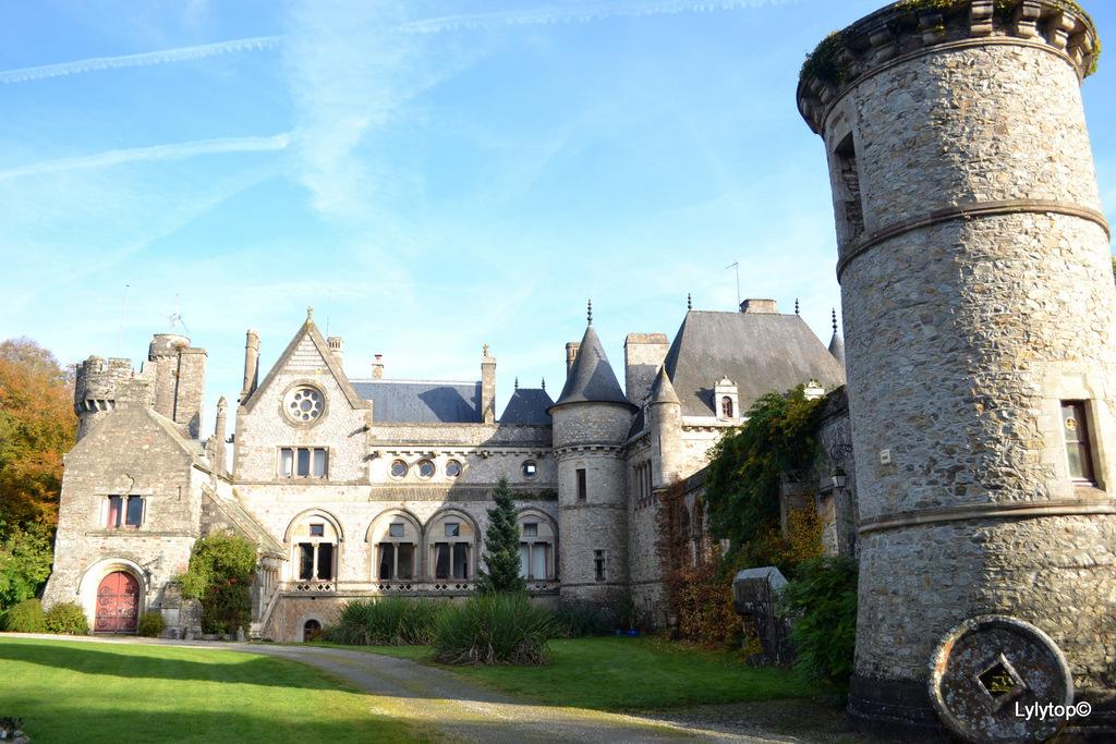 Château de Martinvast.