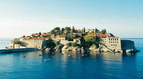 Séjour au Montenegro