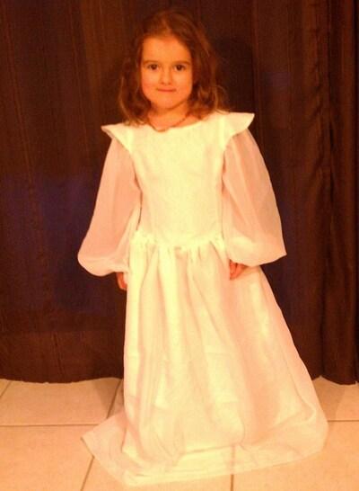 Ma princesse de 4 ans