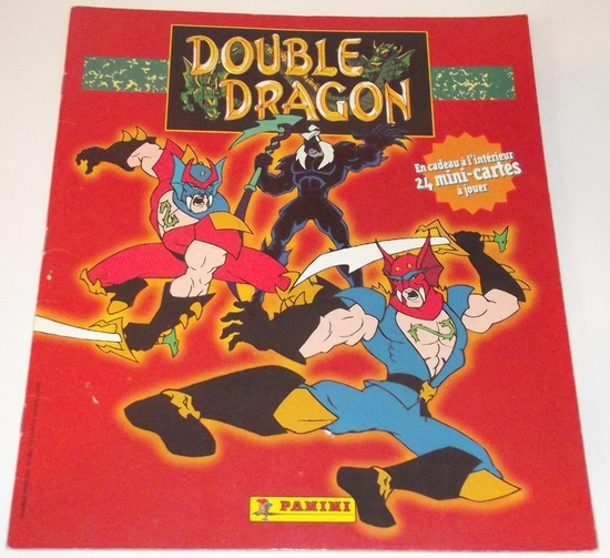 panini double dragon 01