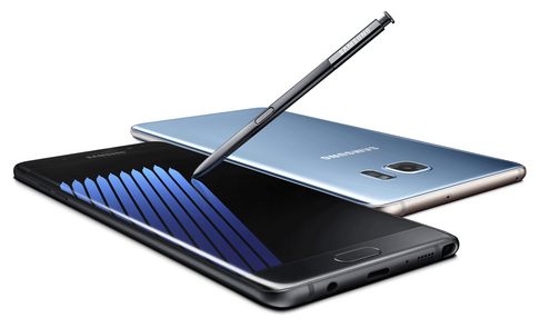 Le Galaxy Note 7 n'aura pas enterré la gamme…