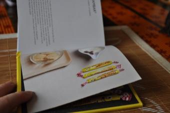 Un nouveau livre que j'ai eu...Carambar 30 recettes intégrales ♥