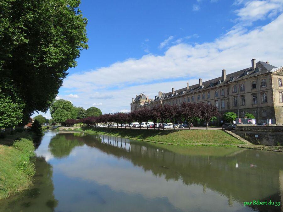 Luneville en Moselle (88)