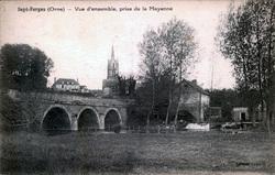 LES REMPARTS DE SEPT-FORGES (Orne)