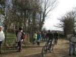 La randonnée du 26 février à Arromanches