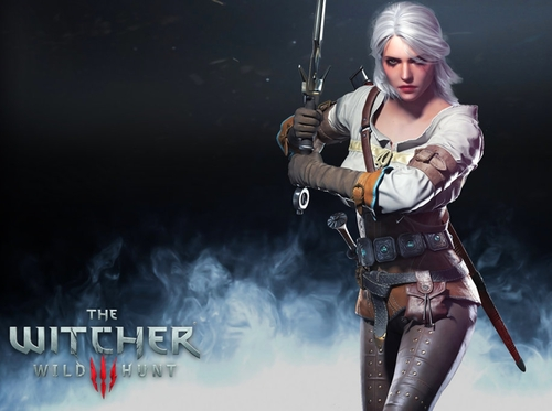 Ciri, The Witcher 3 et CD Projekt RED