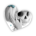 avatars formats ♥ - jumelles squelettes
