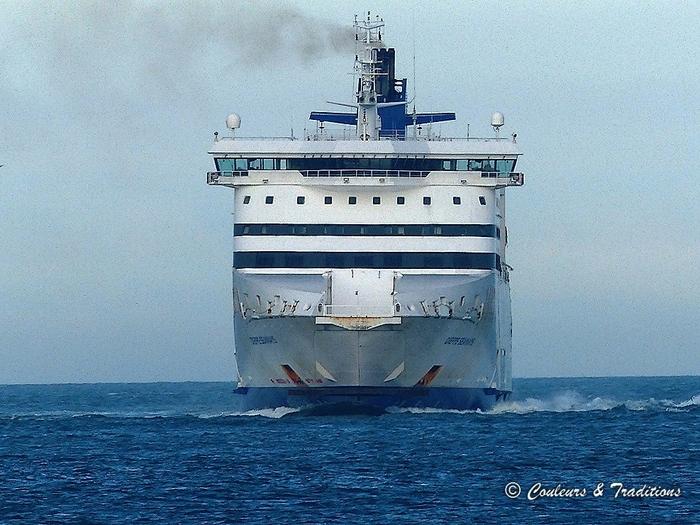 Traversée Calais / Douvres