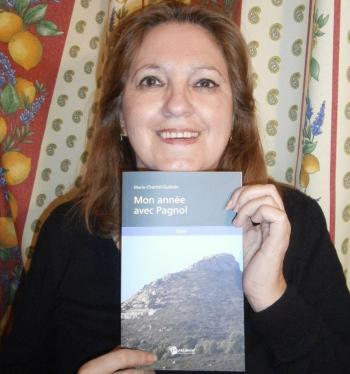 Après la version en ligne avant Noël, voilà la version papier qui arrive en librairie : «Mon année avec Pagnol». / Photo DDM .