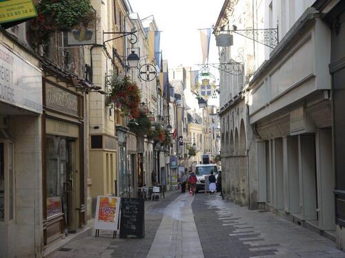 Une belle ruelle
