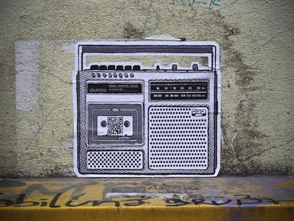 Exposition : #Street Art « L'innovation au cœur d'un mouvement » à la Fondation EDF