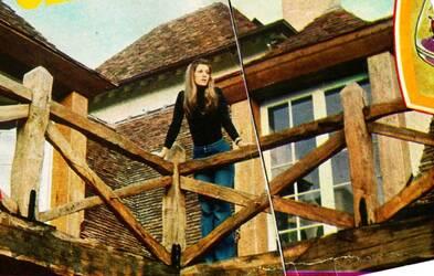 Le balcon en bois