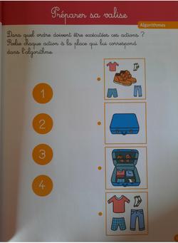 Apprendre à coder, codage, cycle 2, algorithme, dixmois, algorithmie, robot, robotique