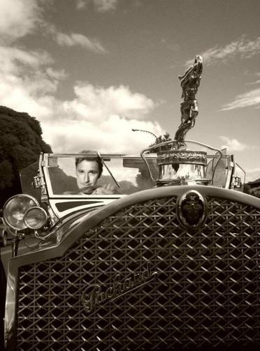 L'automobiles et les stars en Amérique