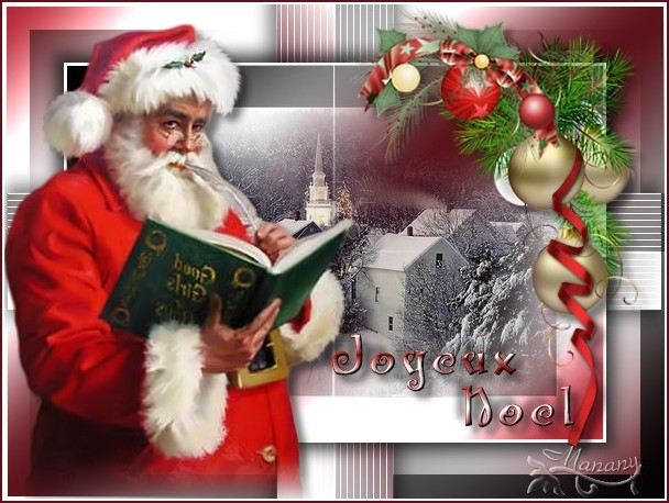 Joyeux Noël 2012